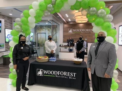 Woodforest National Bank Continues Expansion Across The Carolinas