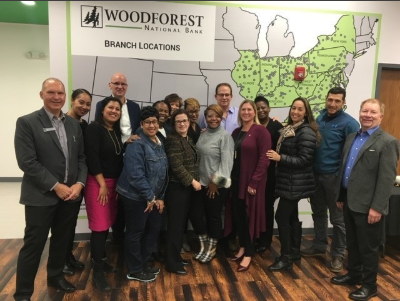 Woodforest National Bank Holds First Woodforest Foundry Cohort Graduation in Chicago Area