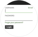 Limited Access Passwords instructions: step 1 - Log into Online Banking