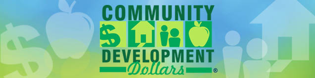 Community Development Dollars