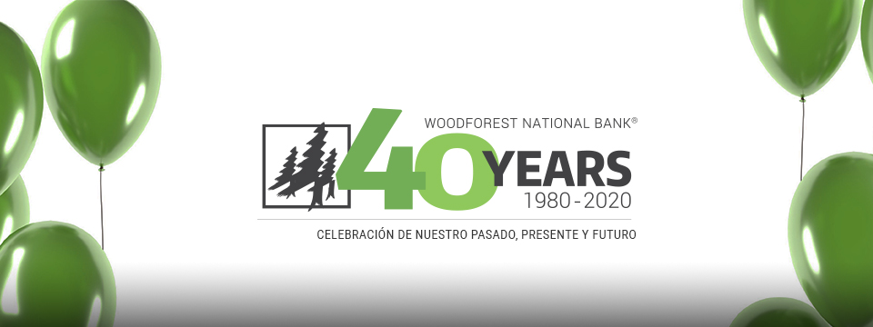 40 Aniversario de Woodforest